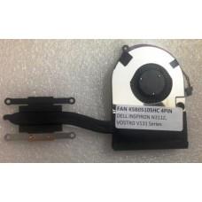 Кулер для ноутбука Dell, FAN KSB05105HC 4PIN