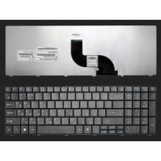 Клавиатура для ноутбука Acer Aspire E1-521, E1-531, E1-571, черная, ru/eng