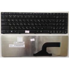 Клавиатура для ноутбука Asus N53, русский/английский