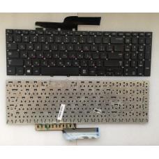 Клавиатура для ноутбука Samsung, серия NP350, NP355, NP550, черная, ru/eng